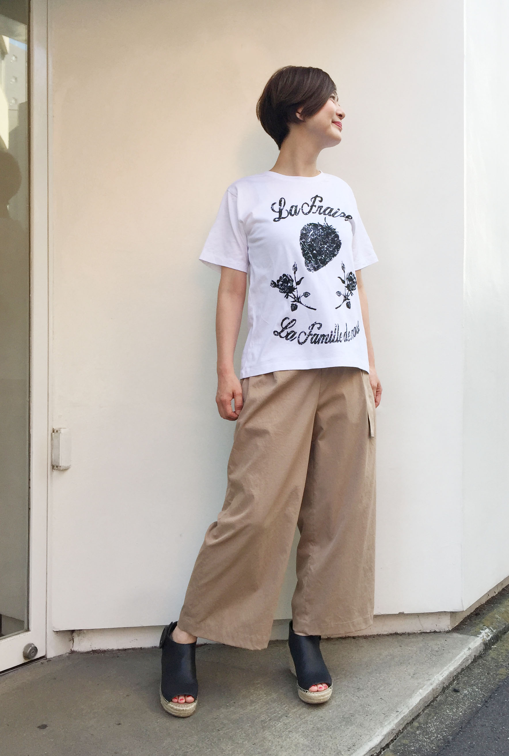 Tシャツ_1A2Aコーデ例
