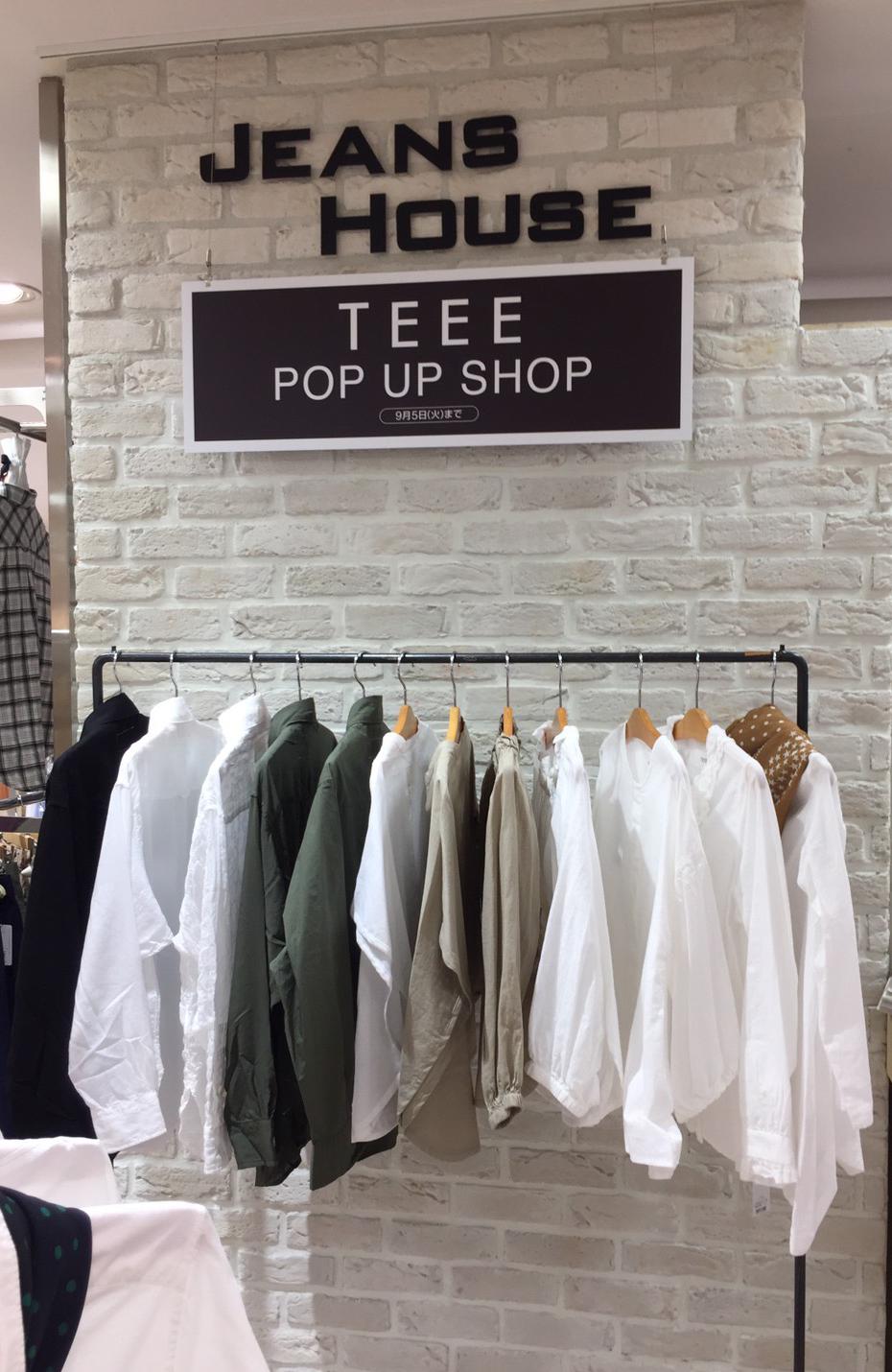 阪神梅田本店POPUPSHOP01