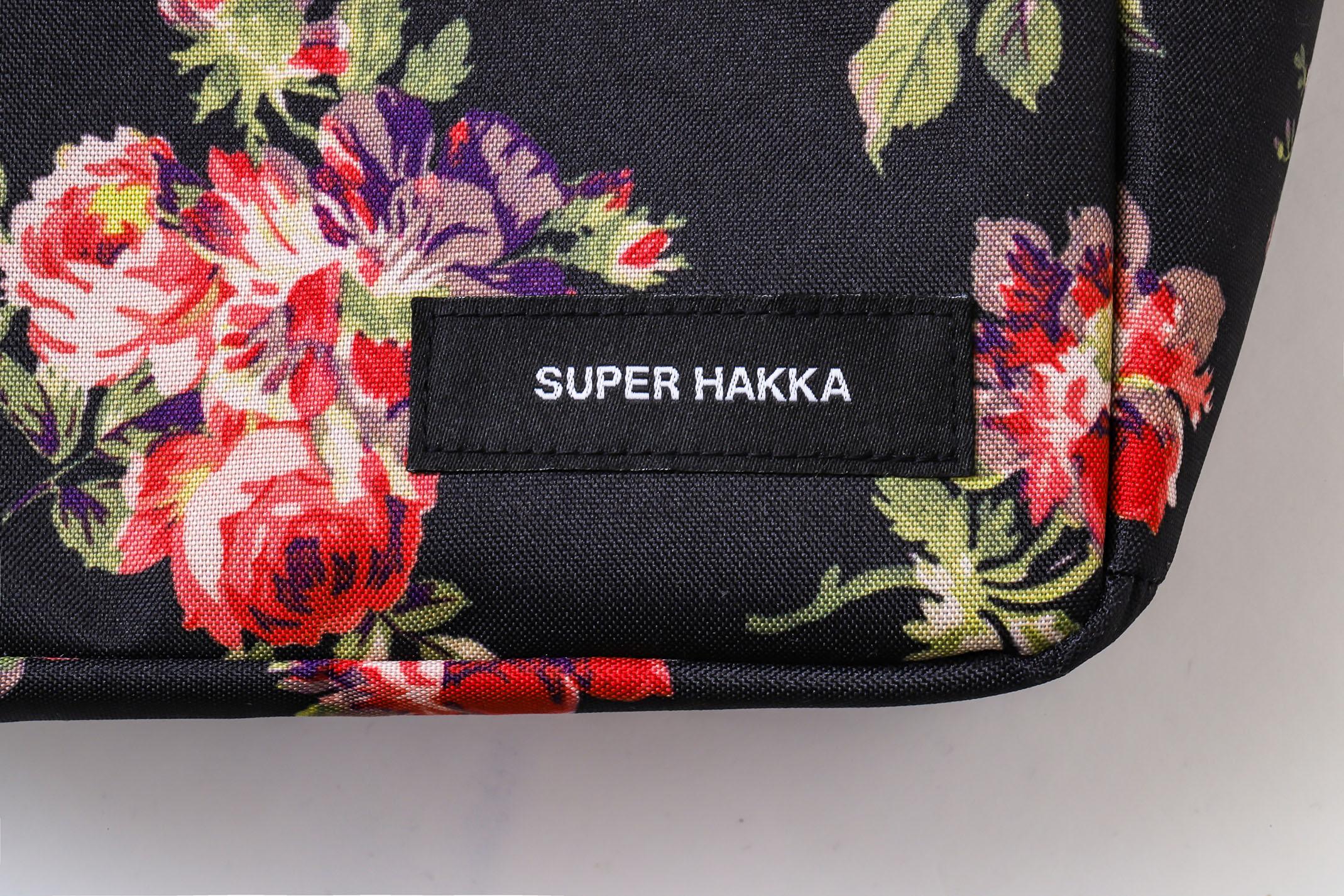 SUPER HAKKA_アンティークローズフラワー柄ショルダーバッグ08