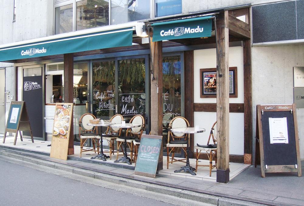 Cafe Madu青山店外観_1_size