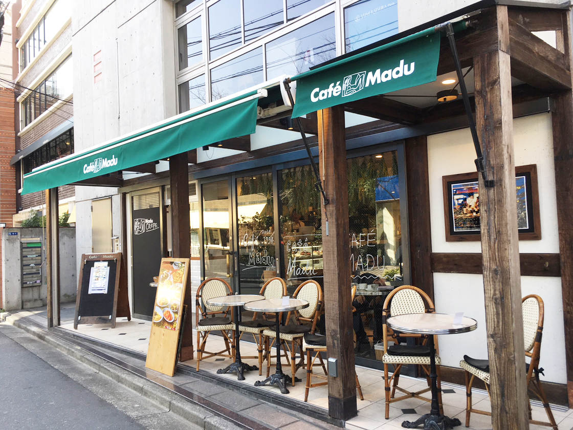 Cafe Madu青山店_R